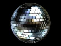3d disco ball Royalty Free Stock Photos