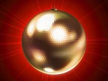 3d disco ball royalty free illustration