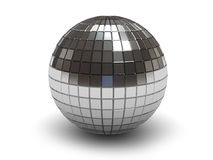 3d disco ball Royalty Free Stock Images