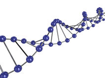 3d DNA Stock Image