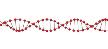 3d DNA Royalty Free Stock Image