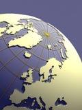 3d earth Stock Photos
