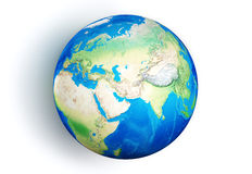 3D Earth Stock Images