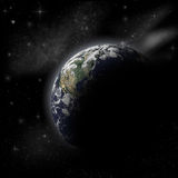 3D  Earth Planet Stock Photos