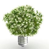 3d Eco energy concept Royalty Free Stock Photography