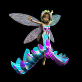 3d  fairy Stock Image