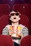3D films Stock Foto