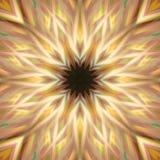 3d flower. Background illustration with high detail royalty free illustration