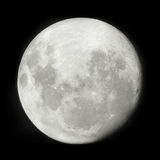 3D full moon Royalty Free Stock Photography