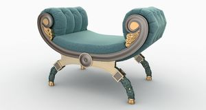 3d furniture detailed Stock Photo
