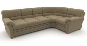 3d furniture detailed Royalty Free Stock Photography