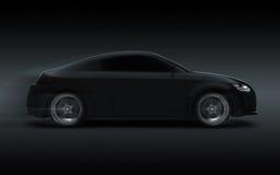 3d geef sportwagen terug Royalty-vrije Stock Foto