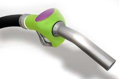 3D geeft van een benzinepomppijp terug Royalty-vrije Stock Foto