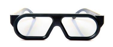 3d glasses stock image