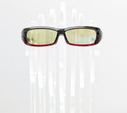 3D Glasses Stock Photos