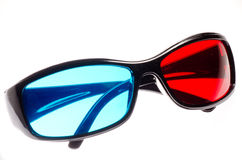 3D glasses Stock Photos