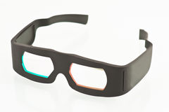 3D glasses, dolby system Royalty Free Stock Photography
