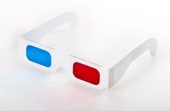 3D glazen Stock Afbeelding