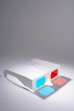 3D glazen Stock Afbeeldingen
