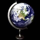 3D Globe Stock Image
