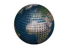 3D Globe Royalty Free Stock Photos