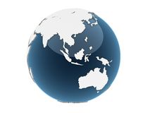 3d Globe Royalty Free Stock Images