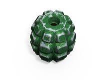 3d granaat Royalty-vrije Stock Afbeeldingen