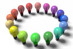 3D graphics, idea, concept, creative, problem, sol Stock Image