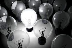 3D graphics, idea, concept, creative, problem, sol Stock Images