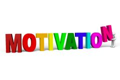 3D graphics, questions, metaphors - motivation Stock Images
