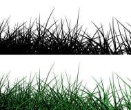 3d gras Stock Afbeeldingen