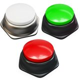 3d green blank button Royalty Free Stock Photography