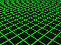 3d green web Royalty Free Stock Image
