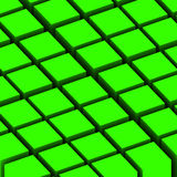 3d Grid Stock Image
