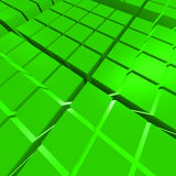 3d Grid Royalty Free Stock Photo