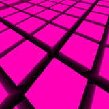 3d Grid Royalty Free Stock Photos