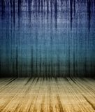 3d grunge concrete wall with stains Royalty Free Stock Photos