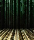 3d grunge stripes wall Royalty Free Stock Photos
