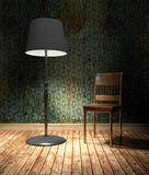 3d grunge wallpaper Stock Photography