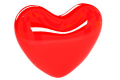 3d hart Stock Foto