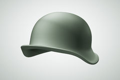 3D helmet army soldier Royalty Free Stock Photos
