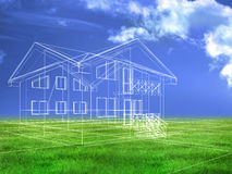 Free 3d House Stock Photography - 7916332
