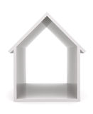 3d house illustration Royalty Free Stock Photos