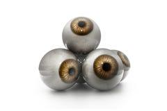 3d human eye Stock Photography