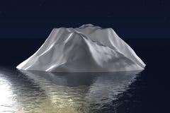 3d iceberg Stock Images