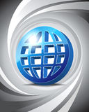 3D Icon Global Stock Photos