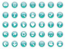 3d icons stock photo