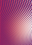 3D illusion Background and illustration Stock Images