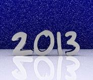 3d illustratie - 2013 Royalty-vrije Stock Afbeelding