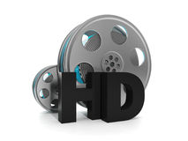3d illustration: Entertainment Media, Royalty Free Stock Photos